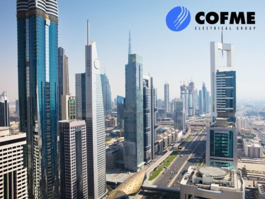 COFME en Middle East Electricity 2018