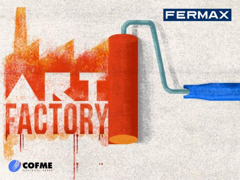 Street Art leitmotiv of Fermax contest