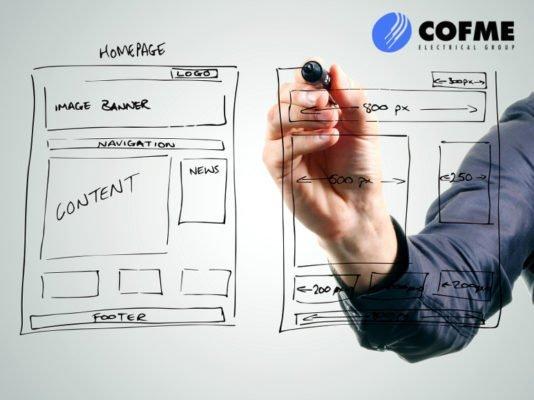 La web de COFME en evolución permanente