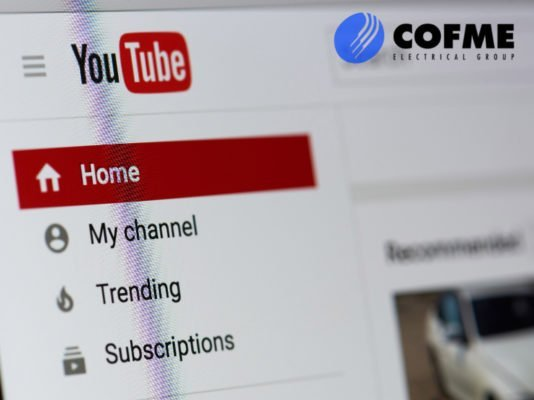 COFME Youtube channel