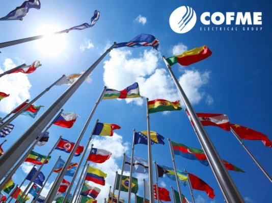 COFME international sales grow