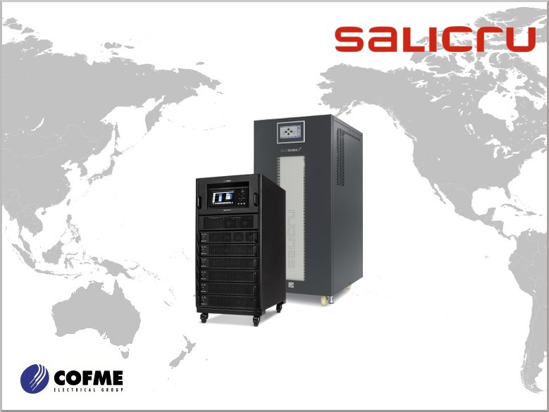 UPS de SALICRU en parques solares de LATAM y Australia