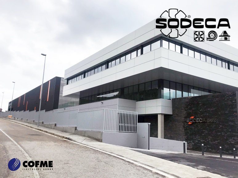 SODECA new production plant