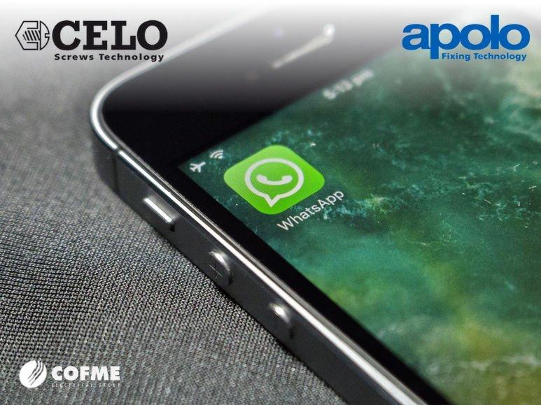 Canal Whatsapp de CELO-APOLO