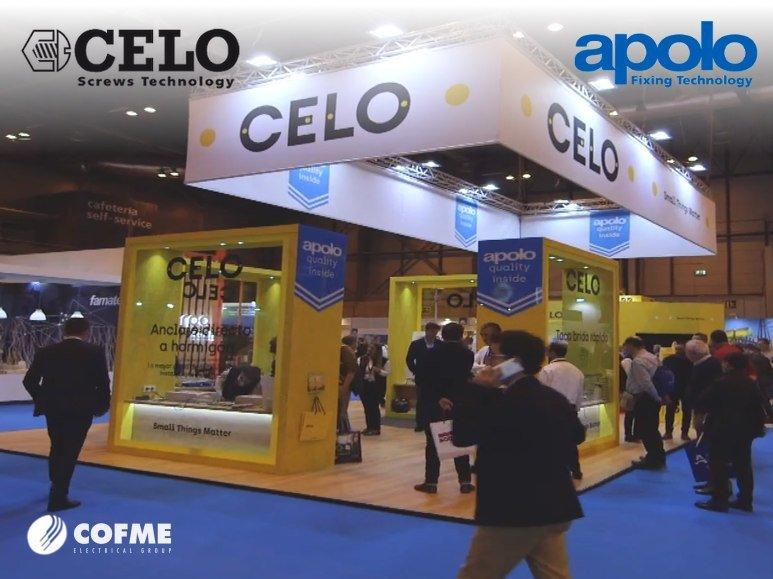 CELO-APOLO presenta sus novedades en Matelec