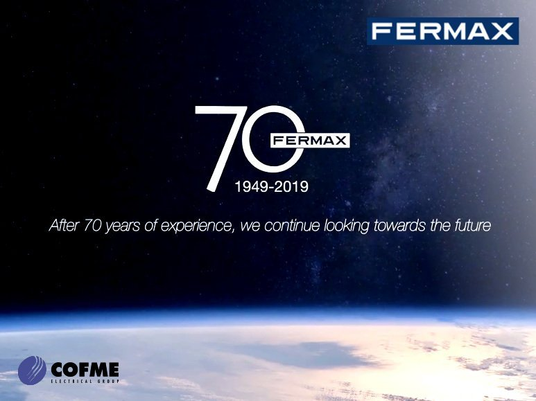 FERMAX, 70 years of Door Entry Systems