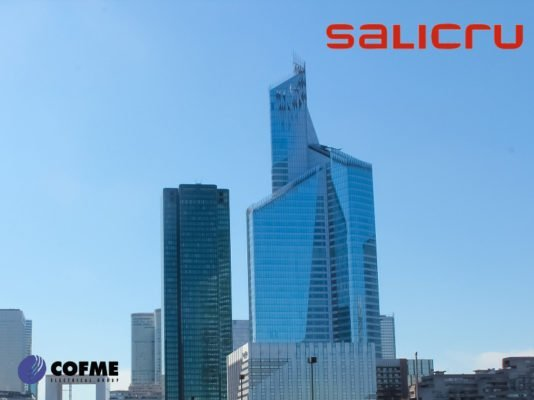 SALICRU SLC Twin Pro2 in Allianz, Paris.