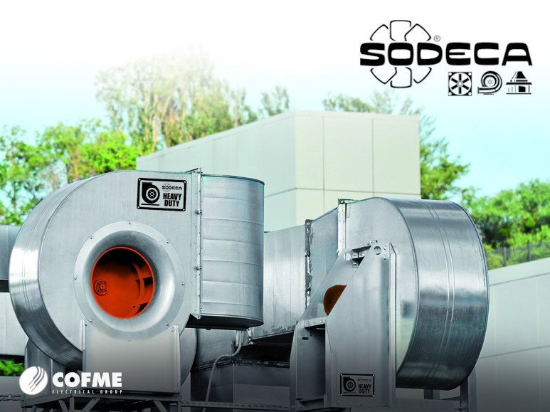 Marelli Ventilazione acquired by SODECA