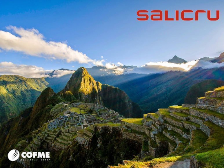 SALICRU opens a subsidiary in Peru.