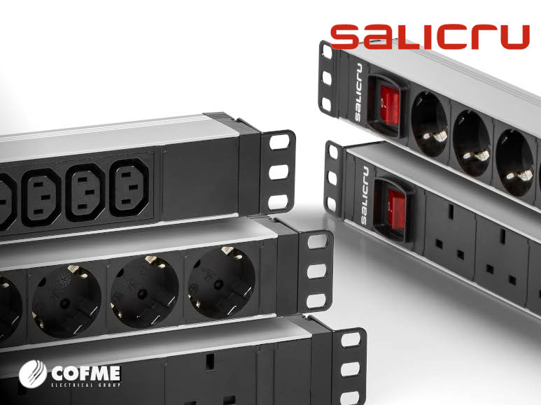 SALICRU presents new energy distribution units