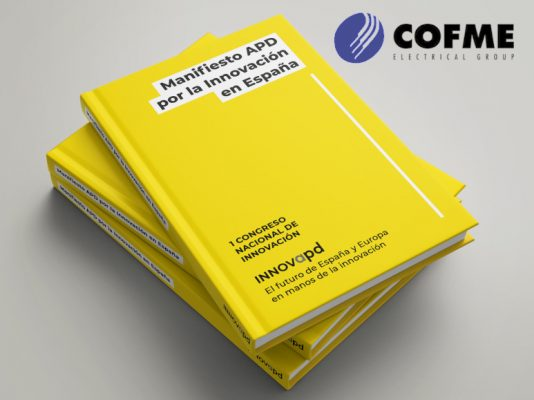 "COFME subscribes to the ""APD Manifesto for Innovation in Spain""."