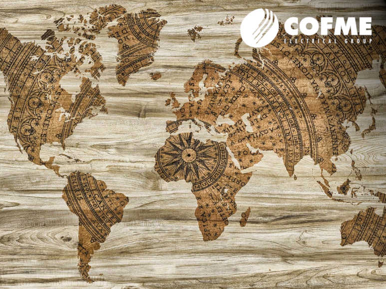 COFME international sales in Q3