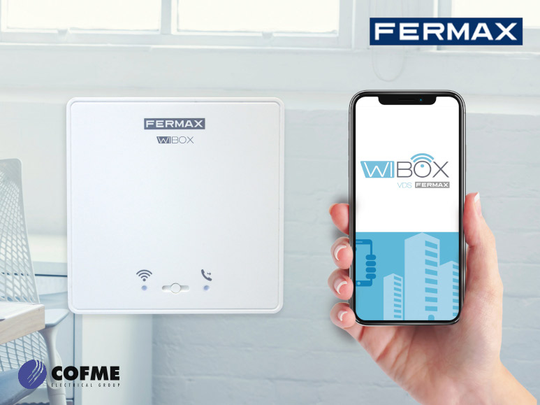 Wi-Box to bring new life to FERMAX VDS system.