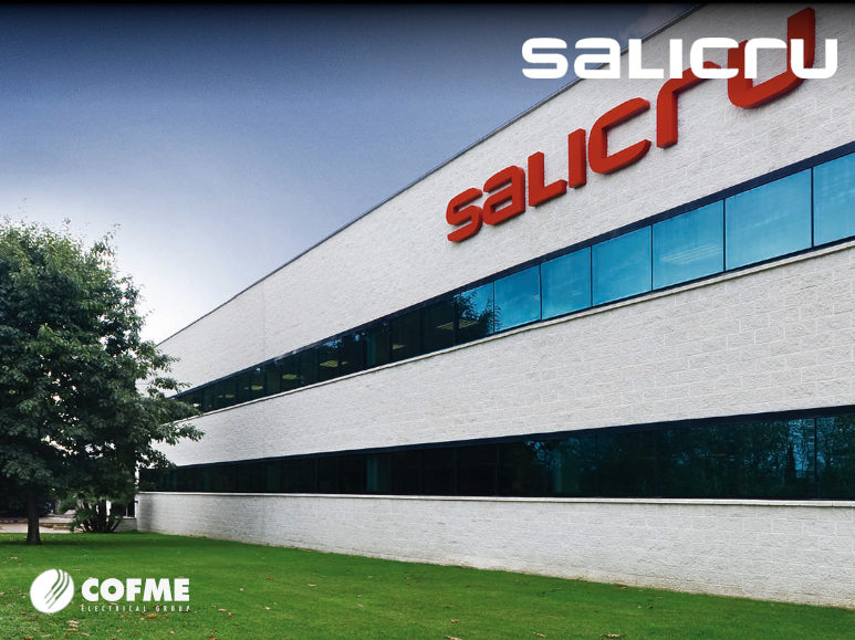 visit to the new SALICRU facilities