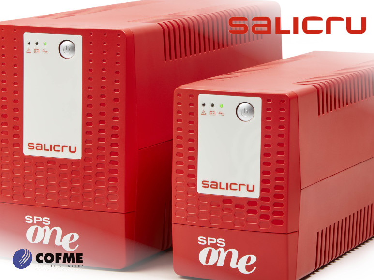 SALICRU: renewal of the SPS ONE series of UPS