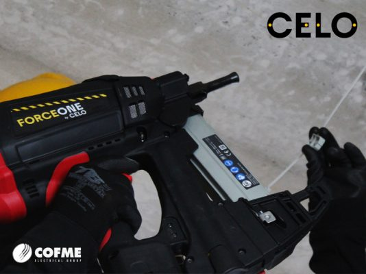 FORCE ONE CELO gas nailer