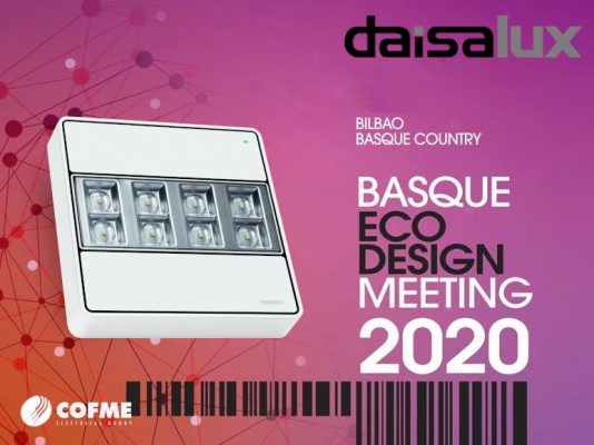 DAISALUX at Basque Ecodesign Meeting 2020