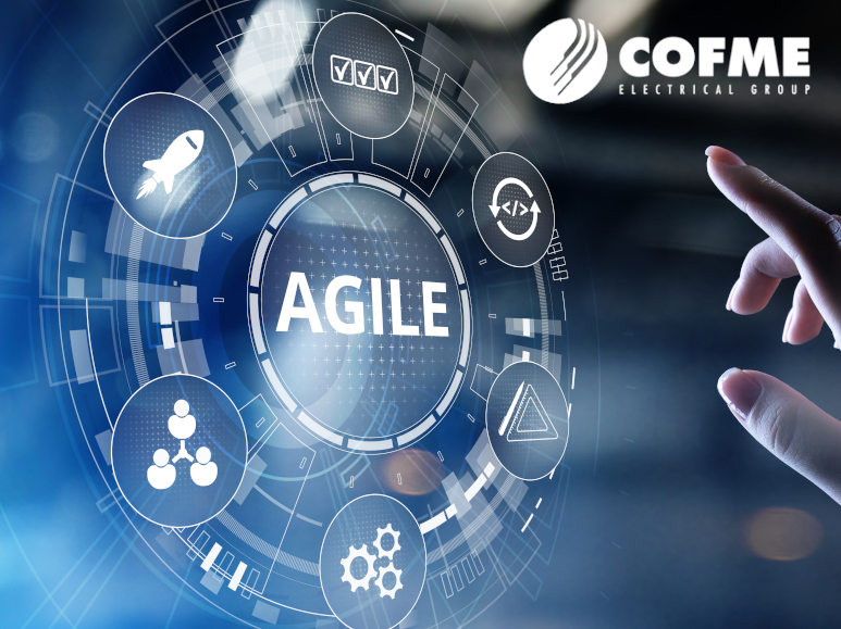 COFME adopts the Agile methodology in its processes