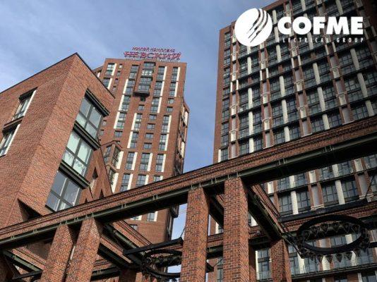 COFME firma un contrato con la constructora más importante de Rusia