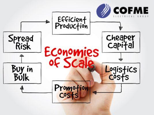 COFME amplía el alcance de su potente programa de economías de escala.