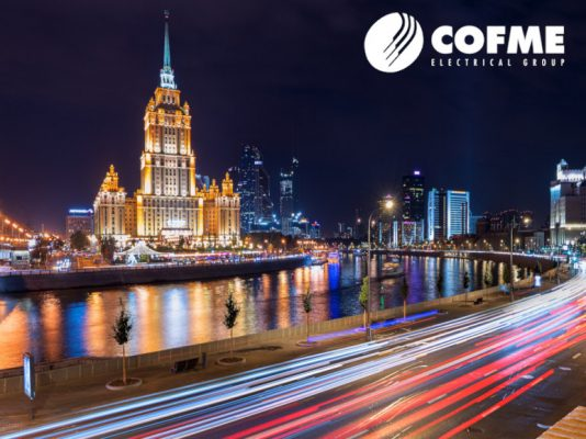 COFME expands its international client portfolio for metering systems in Ukraine and Russia