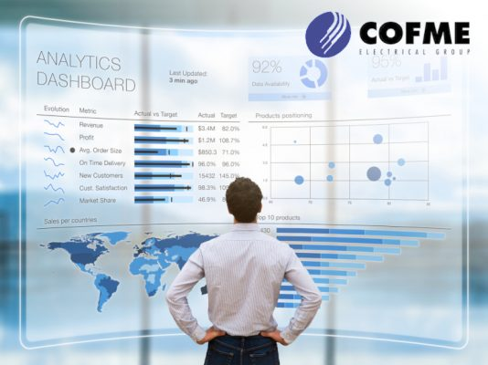 COFME refuerza su estrategia de Business Intelligence incorporando Power BI en sus procesos