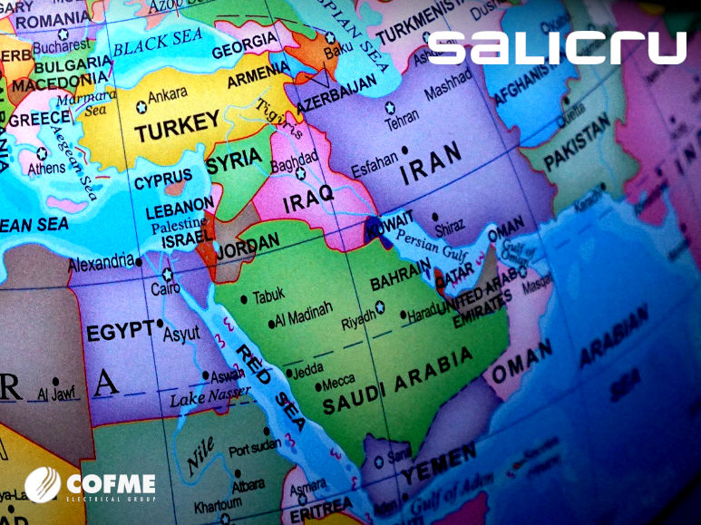 SALICRU opens a new international subsidiary