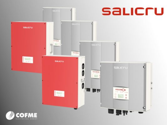 SALICRU: clean energy with Equinox solar inverters