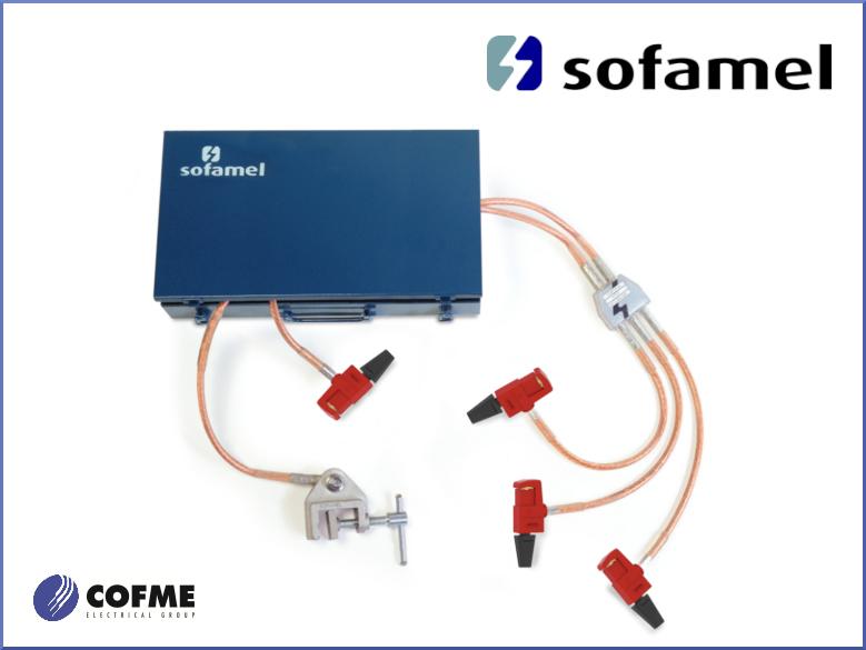 SOFAMEL presenta nuevos nuevos equipos de seguridad eléctrica