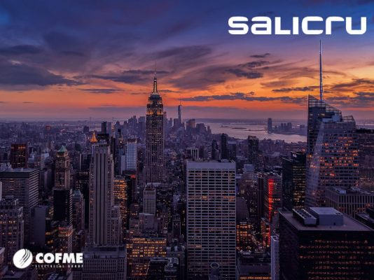 SALICRU opens a new international subsidiary in the USA.