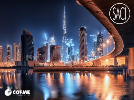 SACI will once again attend Middle East Energy 2021 on site