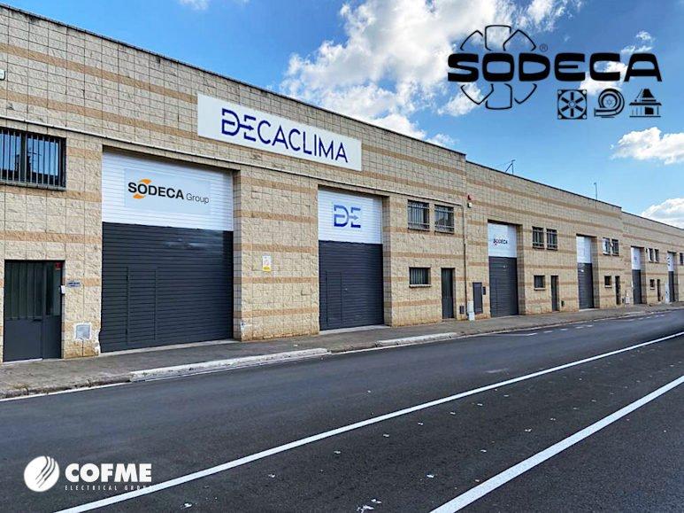 DECACLIMA: new corporate website