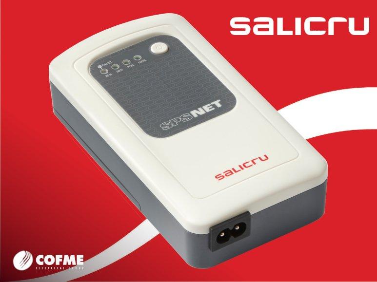 SALICRU lanza el SAI DC compacto SPS Net